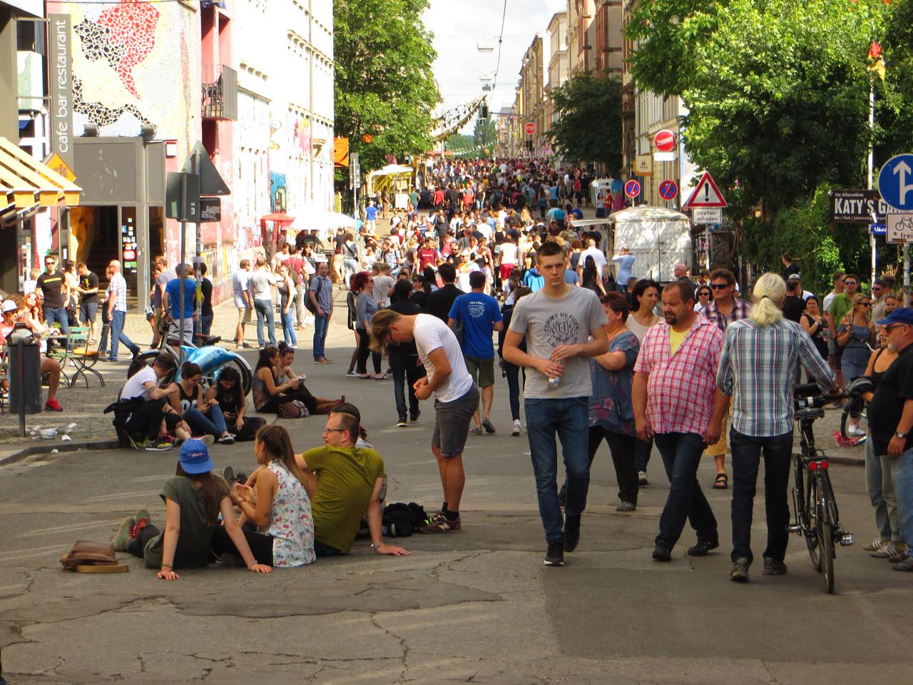 Gekkos In Der Innenstadt Jugend öko Haus Wird 25 Campus Zeitung Caz